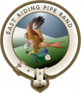 East Riding Pipe Band Logo